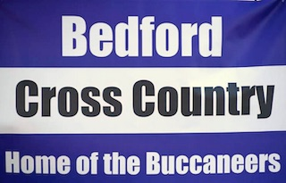 photo of Bedford Buccaneers banner